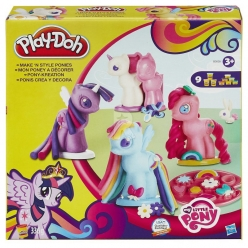 Игровой набор Создай любимую Пони Play-Doh B0009