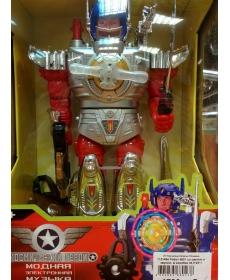 Робот 9631 со светом и звуком, в коробке 33,5*23*1