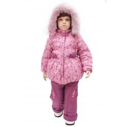 Rusland Комплект для девочки А-42-12 - Зима р. 80,86,92,98