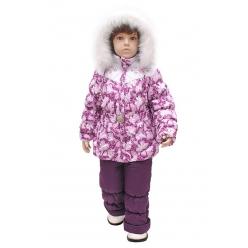 Rusland Комплект для девочки А 01-15 принт (92, 98, 104, 110, 116, 122)