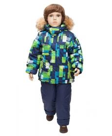 """Комплект для мальчика КМ 15-7 """"Сетка"""" (98, 104, 110, 116) Lapland"""