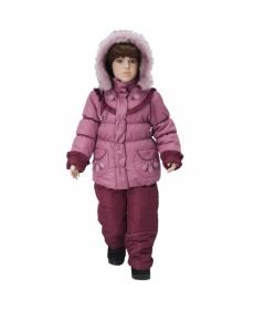 Комплект для девочки Зима RusLand Снегурочка (86-116)