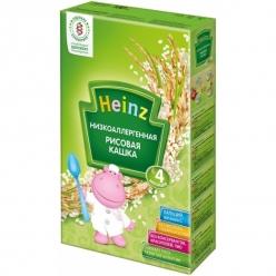 Heinz Каша низкоаллергенная рисовая 160 гр.
