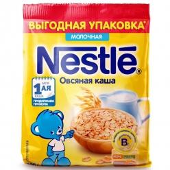Nestle Каша Молочная Овсянная - Гипоаллергенная 1 200 гр.