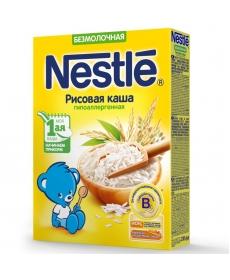 Nestle Каша Безолочная Рисовая 200г
