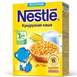 Nestle Каша Молочная Кукурузная 220 гр.
