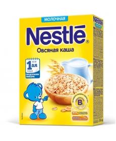Nestle Каша Молочная Овсянка 220г