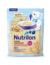 Каша безмолочная Nutrilon овсяная 180 грамм