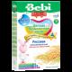 Bebi Каша безмолочная низкоаллергенная рисовая каша обогащённая пребиотиками 200г