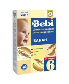 Bebi Молочная Каша Банан 250г