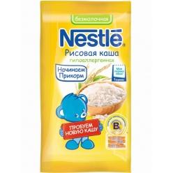 Nestle Каша Безмолочная Рисовая 20г