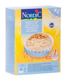 Nordic каша 500г Хлопья Овсяные