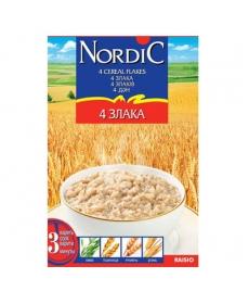Nordic каша 600г 4 злака