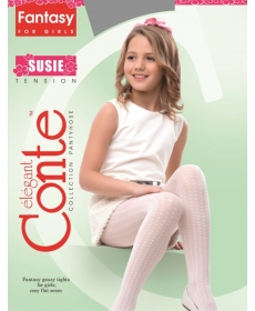 Колготки детские Conte-Kids SUSIE Размер 104-110