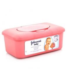 Johnson & Johnson Влажные салфетки «Нежная забота» 56шт