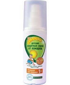 Моё Солнышко - Спрей от комаров детский защитный 100мл