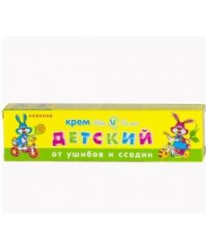 Невская Косметика - Крем «Детский от ушибов и ссадин» 40мл