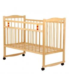 Кроватка детская  Марина-5 (колесо, качалка)