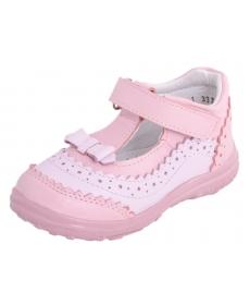 Розовые туфли Котофей - 332045-22