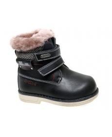 Ботинки черные -Сказка- 966219005-BK