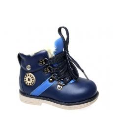 Ботинки зимние синие -Сказка- 966219017-DB