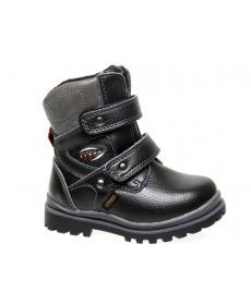 Ботинки для мальчика зимние -Сказка- 9915501-BK