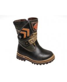 Ботинки зимние Сказка 9915502-BK р.22-27