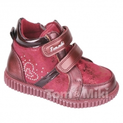 Tom Miki 5102-B Ботинки для девочки р22-26