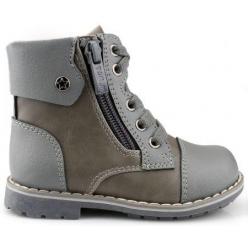 Ботинки Том-М для мальчика 61-37-А Размер 21-26