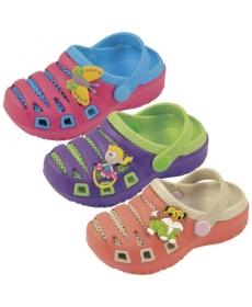 Кроксы детские Tingo 24-29 BR1632