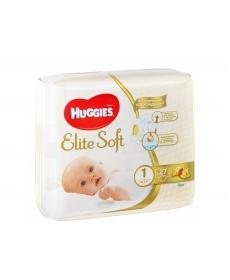 Подгузники Huggies Elite Soft (1) до  5кг 27 шт