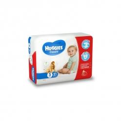 Huggies Classic 5 11-22 кг 21шт