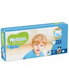 Huggies Ultra Comfort для мальчиков 4+ 10-16кг 60шт