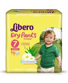 Libero Dry Pants (7) 16-26кг 14шт
