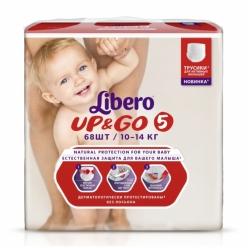Libero Up&Go (5) 10-14кг 16шт