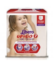 Libero Up&Go (7) 16-26кг 12шт