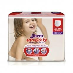 Libero Up&Go (7) 16-26кг 24шт