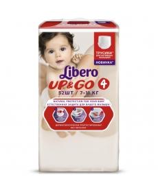 Libero Up&Go 7-11кг 52шт