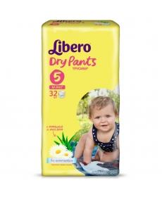 Libero Dry Pants (5) 10-14кг 32шт