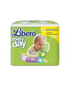 Libero Everyday Maxi (4) 7-18кг 42шт