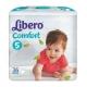 Libero Comfort Fit EcoTech Maxi Plus 10-16кг 36шт