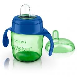 Avent Чашка-непроливайка Comfort с носиком с 6 месяцев 200мл