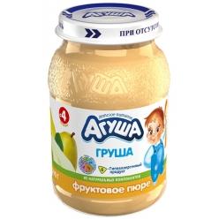 Агуша Пюре Груша 200г
