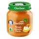 Gerber пюре 130г Яблоко/Абрикос/Банан
