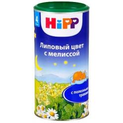 HIPP Чай 200г Липовый цвет/Мелиса