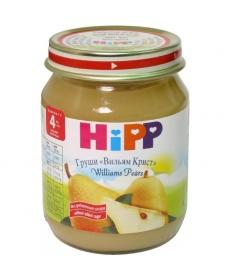 "HIPP Пюре 125г Груша ""Вильям Крист"""