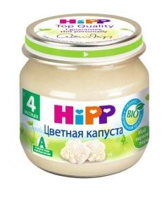 HIPP Пюре 80г Цветная капуста