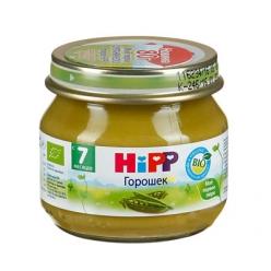 HIPP Пюре 80г Горошек