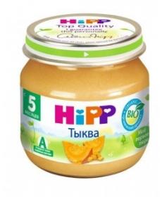 HIPP Пюре 80г Тыква