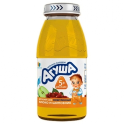 Агуша Сок Яблоко/Шиповник 150мл